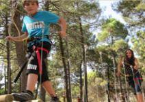 Parque de aventura - PRIMARIA (1/2 jornada)
