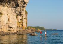 Ruta en Kayak o Paddlesurf + Snorkel en La Herradura (2h30)