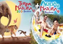 Aqua Natura y Terra Natura (Jornada completa)