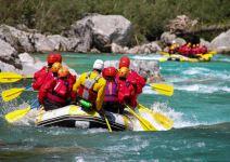 Rafting en el Río Ebro (1/2 jornada)