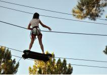 Parque de árboles y tirolina Cercedilla (1/2 jornada) - 5º y 6º PRIMARIA / SECUNDARIA