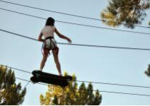 Parque de Aventura en Guadarrama (3h) - SECUNDARIA