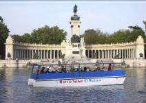 Paseo en barco por El Retiro (30 min.)