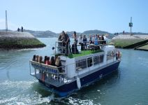 Paseo en Barco por el Tajo - 2h