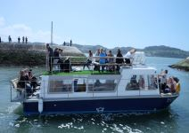 Paseo en barco por el Tajo + Almuerzo o Cena a Bordo - 3h