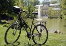 Ruta en bici por el Parque del Retiro (1h30)