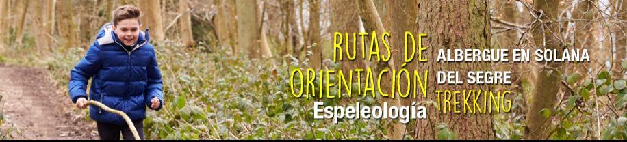 Viaje para Estudiantes a Solana  del Segre en Primavera 5 días - Pirineo Catalán