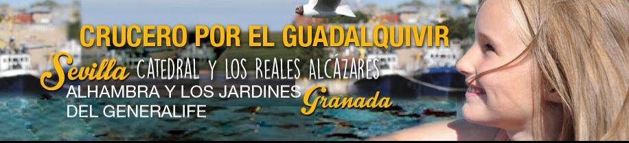 Viaje a Sevilla y Granada 4 días
