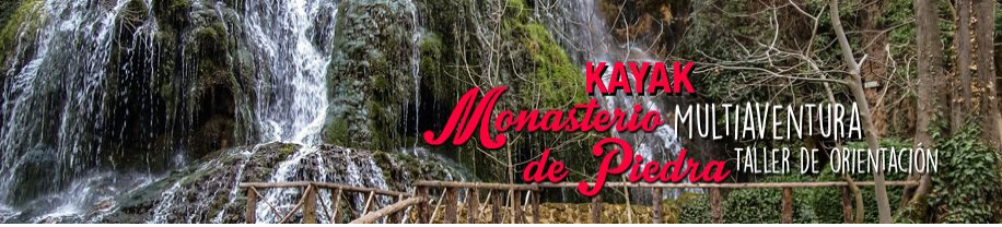 Escapada al Monasterio de Piedra en Zaragoza