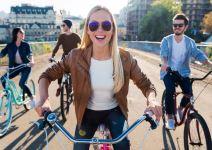 """Tour en bicicleta """"Montjuïc"""" (3h)"""