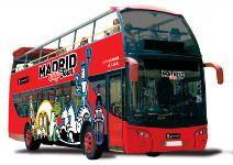 Autobús turístico hasta 15 años (panorámico) - 1día