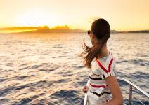 Paseo en barco por la Desembocadura de Ebro para Secundaria (1h)