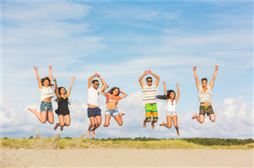 Oferta para estudiantes de Secundaria al Delta del Ebro - Port Aventura - Barcelona en hotel