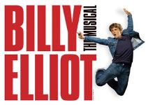 "Musical ""BILLY ELLIOT"" (2h30) - PLATEA . MARTES"