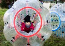 Futbol bubble - 2h
