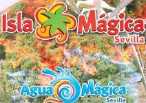 Entrada Isla Mágica + Agua Mágica Escolares (1 jornada) - A partir del 03/06/20