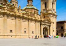 Entrada Catedral de la Seo y Museo de Tapices