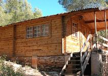 Camping al noroeste de Murcia