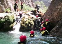 Descenso de Barrancos en el Delta del Ebro (1 jornada)