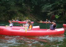 P5 - Paquete Aventura (PT) - Día 2: Descenso en Canoa del río Sella y visita a Llanes del 24 al 28 de junio
