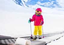 P6 Ve - Día 2: Clases de esquí y tarde libre