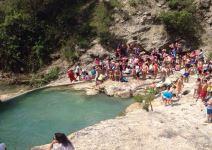 P4 LAP - Día 3: senderismo y tarde temática (Camping noroeste Murcia)