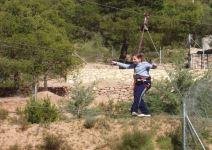P3 FC - Día 1: Llegada y actividades (Camping Sierra Espuña)