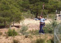 P4 FC - Día 1: Llegada y actividades (Camping Sierra Espuña)