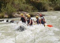 P3 OA - Día 2: Rafting y multiaventura (Alojamiento rural)