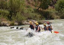 P4 OA - Día 3: Rafting y gymkhana (Alojamiento rural)
