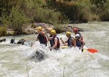 P5 OA - Día 4: Rafting y gymkhana (Alojamiento rural)