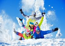 P3 - Día 1: 2 noches con 3 días de esquí en albergue