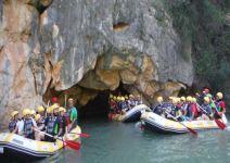 CYC - Descenso Cañón de Almadenes + Cueva del Puerto (1/2 jornada)