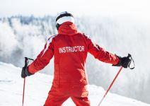 Día 1: 2 horas de clases de esquí colectivas
