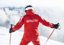 Día 2: 2 horas de clases de esquí colectivas