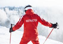 Día 3: 2 horas de clases de esquí colectivas