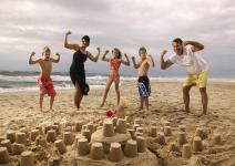 Tiempo Libre en Playa y regreso al colegio (Último Día)