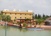 Albergue-Granja Escuela en Alicante (interior)