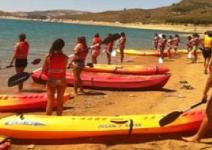 P3 Camping (ALU) - Día 1: llegada y actividades