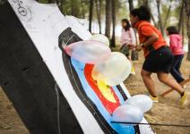 P3 Camping (ALU) - Día 2: actividades