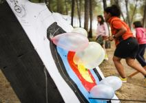 P5 Camping (ALU) - Día 2: actividades y juegos