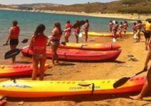 P5 Camping (ALU) - Día 3: actividades náuticas