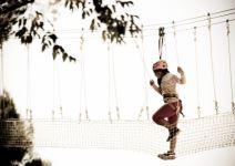 P4 Camping (ALU) - Día 2: actividades multiaventura