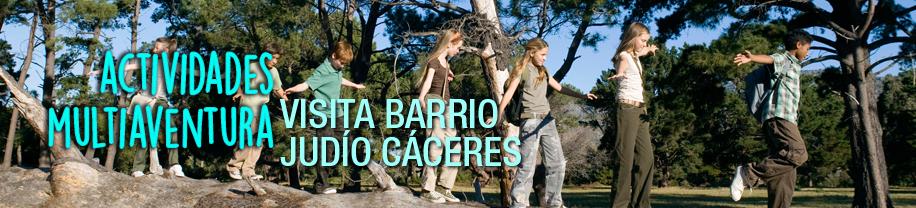 Convivencias en el norte de Cáceres para primaria