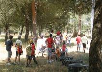 P4 (TA) Yuste - Día 3: ruta de senderismo