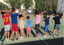 P3 (NA) Albergue - Día 3: actividad y regreso al colegio
