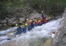 Descenso de Barrancos + Piragüismo (1 jornada)