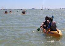 P4 (NU) Los Alcázares Inmersión - Día 2: reconocimiento y actividades