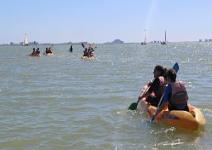 P5 (NU) Los Alcázares Inmersión - Día 2: reconocimiento y actividades