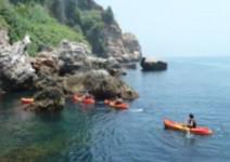 Kayak en La Herradura